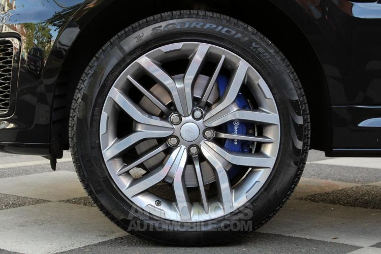Land Rover Range Rover Sport II 5.0 V8 Supercharged 550ch SVR Mark V - <small></small> 69.950 € <small>TTC</small> - #5