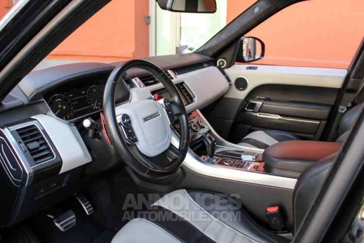 Land Rover Range Rover Sport II 5.0 V8 Supercharged 550ch SVR Mark V - <small></small> 69.950 € <small>TTC</small> - #9