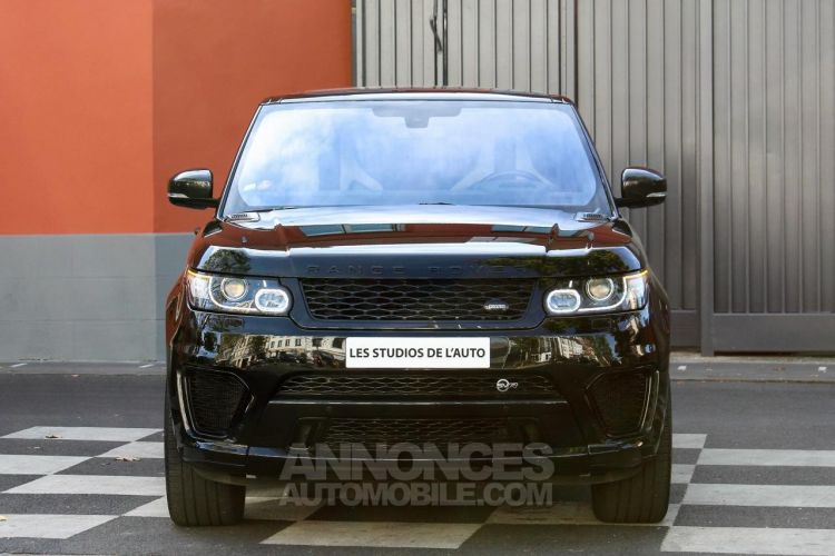 Land Rover Range Rover Sport II 5.0 V8 Supercharged 550ch SVR Mark V - <small></small> 69.950 € <small>TTC</small> - #23