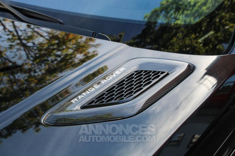 Land Rover Range Rover Sport II 5.0 V8 Supercharged 550ch SVR Mark V - <small></small> 69.950 € <small>TTC</small> - #28
