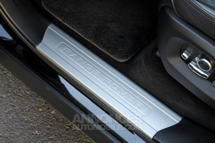 Land Rover Range Rover Sport II 5.0 V8 Supercharged 550ch SVR Mark V - <small></small> 69.950 € <small>TTC</small> - #32