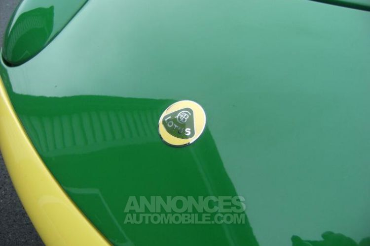 Lotus Elan S4 - <small></small> 29.500 € <small>TTC</small> - #5