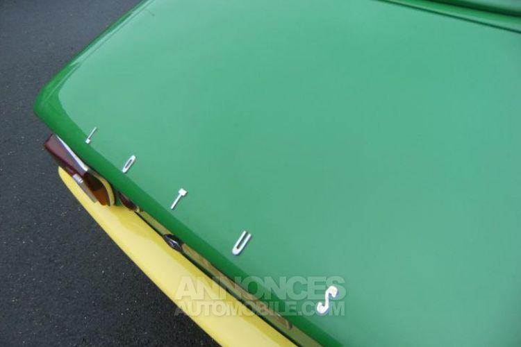 Lotus Elan S4 - <small></small> 29.500 € <small>TTC</small> - #6