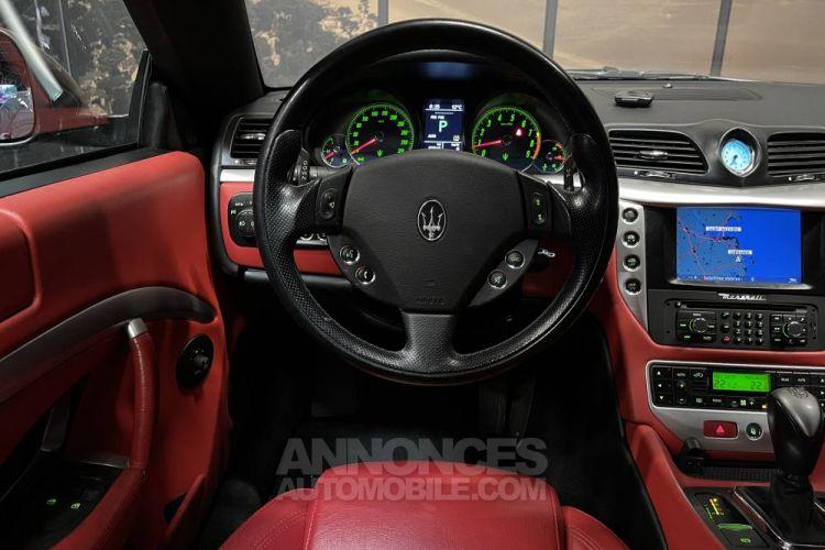 Maserati GranTurismo 4.2 V8 405 BVA - <small></small> 42.780 € <small>TTC</small> - #8