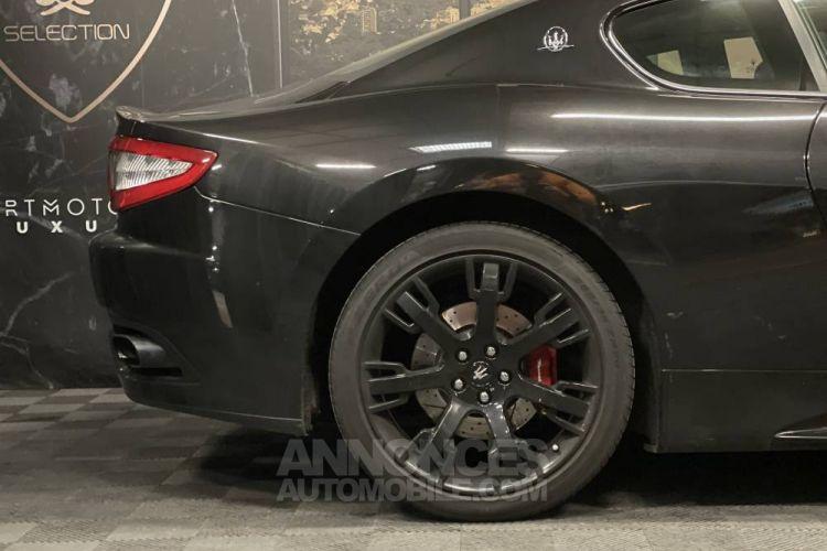 Maserati GranTurismo S 4.7 V8 460 AUTOMATIQUE - <small></small> 69.780 € <small>TTC</small> - #4