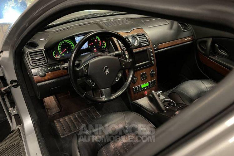Maserati Quattroporte 4.2 V8 400 ch - <small></small> 19.780 € <small>TTC</small> - #6