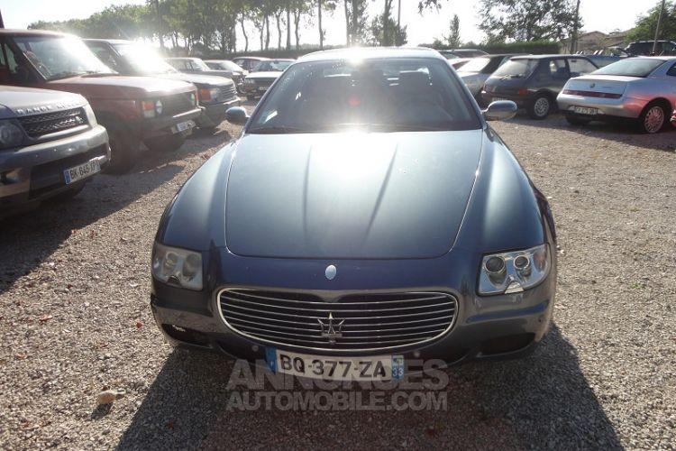 Maserati Quattroporte 4.2 V8 DUOSELECT - <small></small> 19.800 € <small>TTC</small> - #5