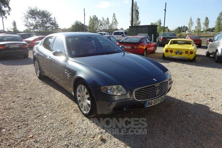 Maserati Quattroporte 4.2 V8 DUOSELECT - <small></small> 19.800 € <small>TTC</small> - #6