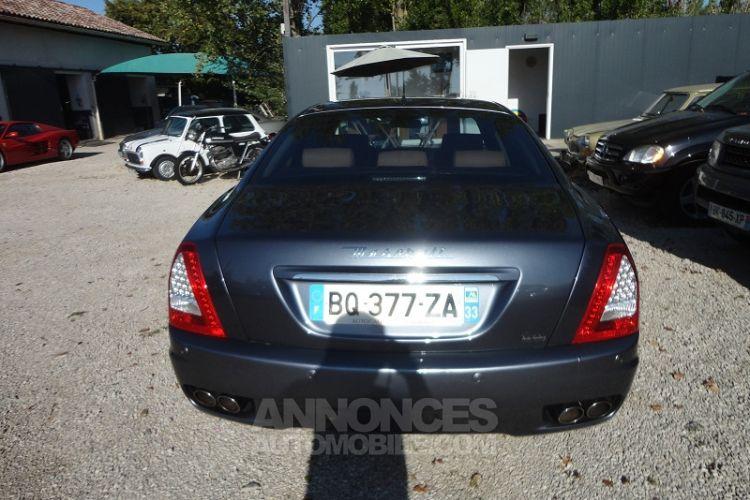 Maserati Quattroporte 4.2 V8 DUOSELECT - <small></small> 19.800 € <small>TTC</small> - #7
