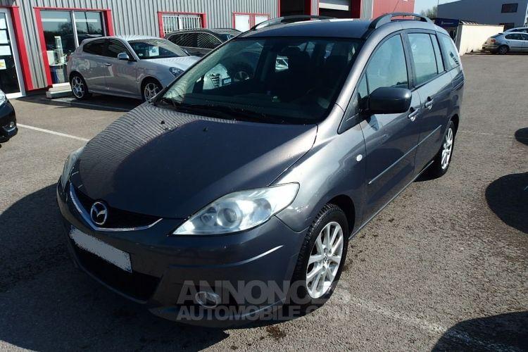 Mazda 5 2.0 MZR-CD110 ELEGANCE 7PL - <small></small> 5.390 € <small>TTC</small> - #1
