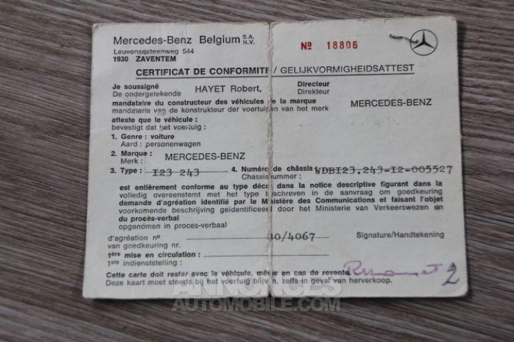 Mercedes 230 CE - <small></small> 12.500 € <small>TTC</small> - #41