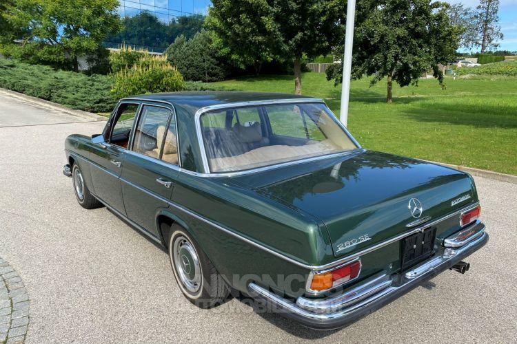 Mercedes 280 SE W 108 (Limousine) - <small></small> 28.900 € <small></small> - #2