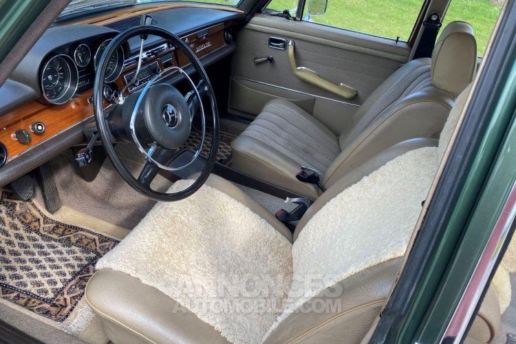 Mercedes 280 SE W 108 (Limousine) - <small></small> 28.900 € <small></small> - #10