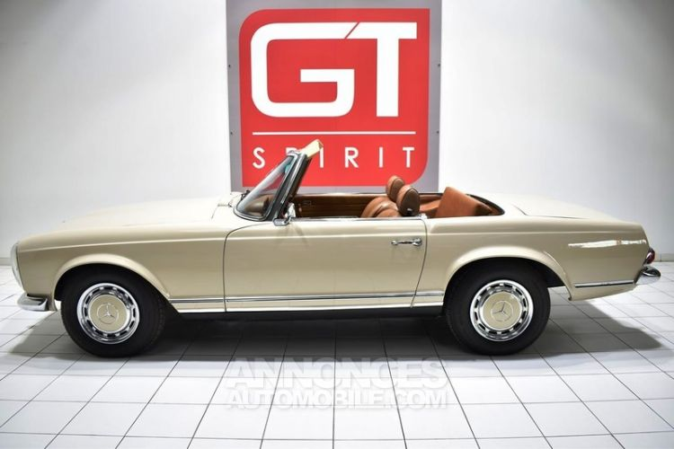 Mercedes 280 SL Pagode + Hard Top - <small></small> 85.900 € <small>TTC</small> - #4