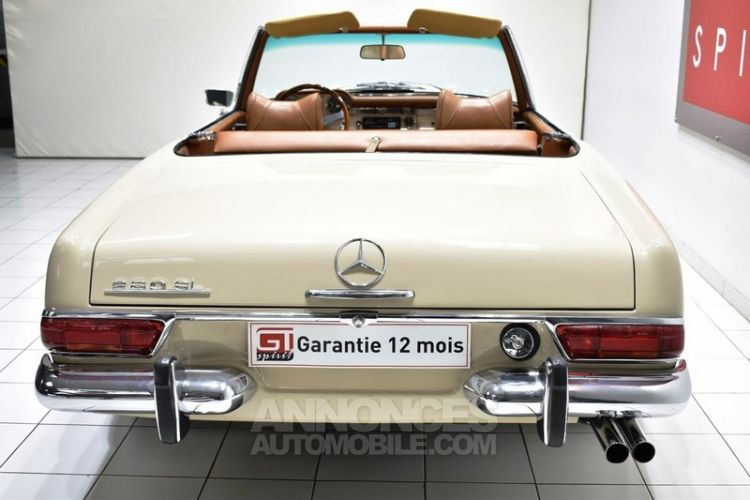 Mercedes 280 SL Pagode + Hard Top - <small></small> 85.900 € <small>TTC</small> - #6