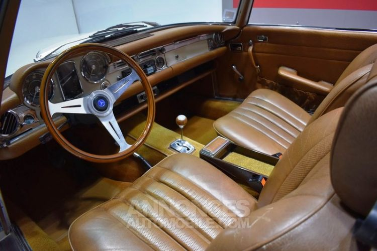 Mercedes 280 SL Pagode + Hard Top - <small></small> 85.900 € <small>TTC</small> - #7