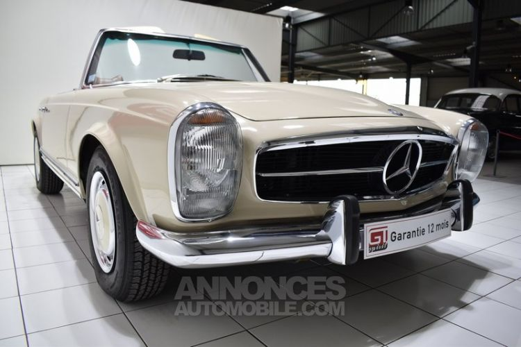Mercedes 280 SL Pagode + Hard Top - <small></small> 85.900 € <small>TTC</small> - #11