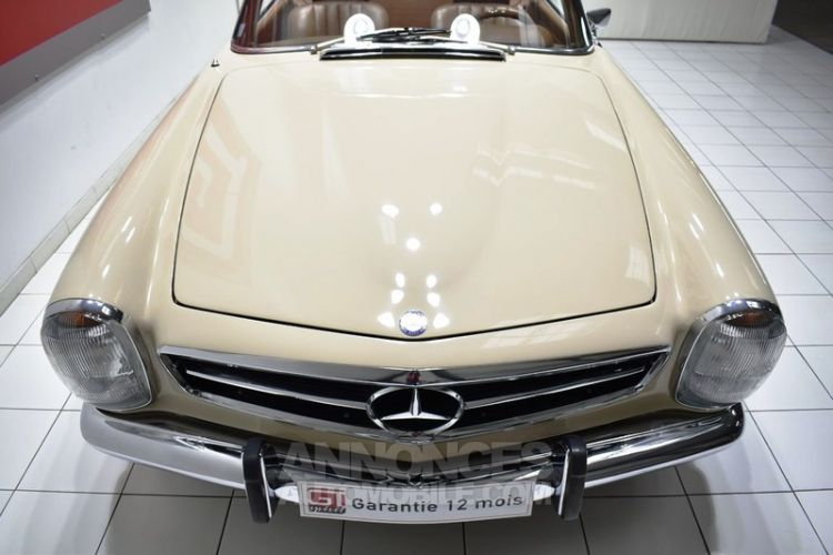 Mercedes 280 SL Pagode + Hard Top - <small></small> 85.900 € <small>TTC</small> - #12