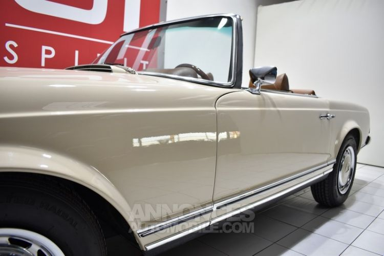 Mercedes 280 SL Pagode + Hard Top - <small></small> 85.900 € <small>TTC</small> - #14