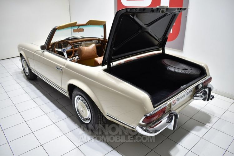 Mercedes 280 SL Pagode + Hard Top - <small></small> 85.900 € <small>TTC</small> - #17