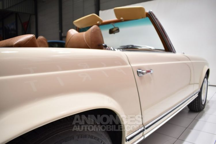 Mercedes 280 SL Pagode + Hard Top - <small></small> 85.900 € <small>TTC</small> - #21