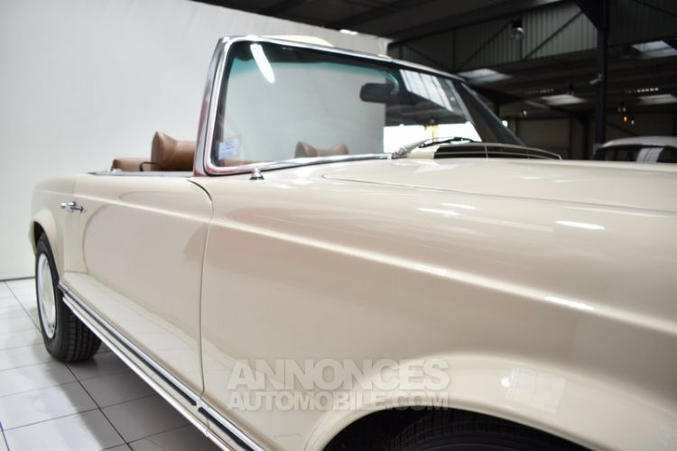 Mercedes 280 SL Pagode + Hard Top - <small></small> 85.900 € <small>TTC</small> - #22