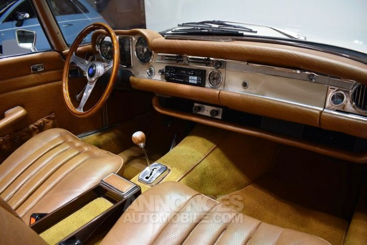 Mercedes 280 SL Pagode + Hard Top - <small></small> 85.900 € <small>TTC</small> - #32