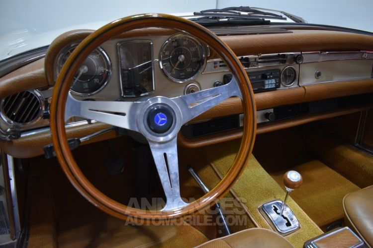 Mercedes 280 SL Pagode + Hard Top - <small></small> 85.900 € <small>TTC</small> - #37