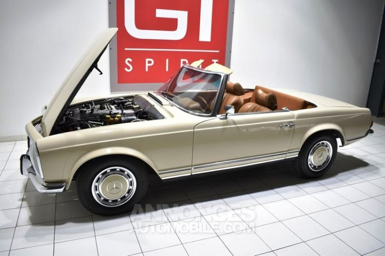 Mercedes 280 SL Pagode + Hard Top - <small></small> 85.900 € <small>TTC</small> - #40