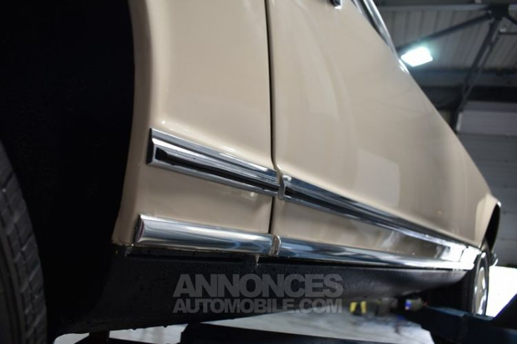 Mercedes 280 SL Pagode + Hard Top - <small></small> 85.900 € <small>TTC</small> - #47
