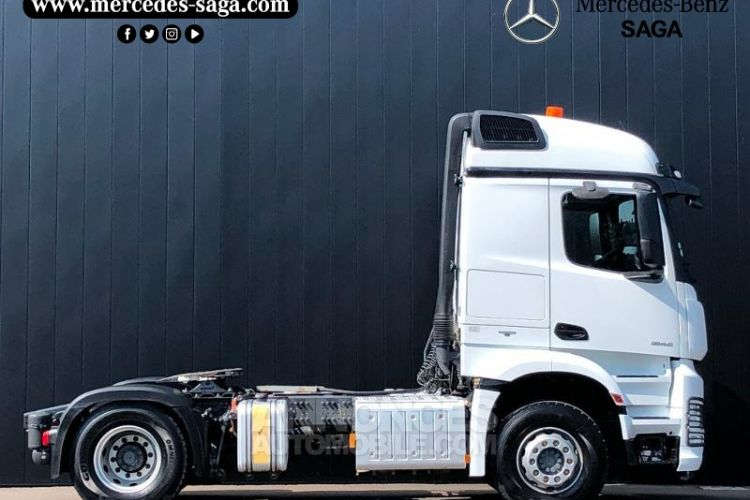 Mercedes Actros 1845 E6 - <small></small> 74.280 € <small>TTC</small> - #4