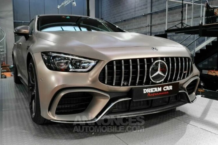 Mercedes AMG GT Mercedes AMG GT S 4.0 V8 63 4matic+ - <small></small> 139.900 € <small>TTC</small> - #4