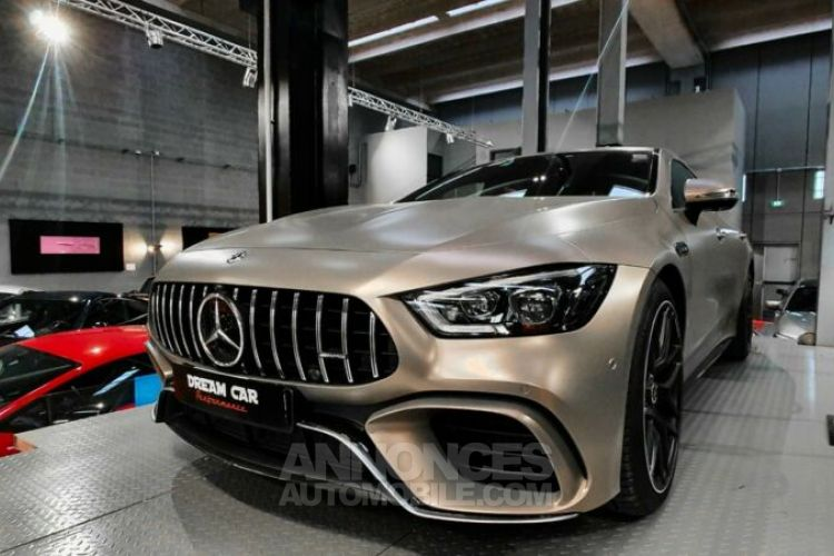 Mercedes AMG GT Mercedes AMG GT S 4.0 V8 63 4matic+ - <small></small> 139.900 € <small>TTC</small> - #2