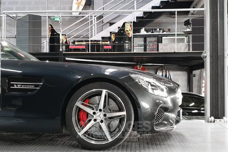 Mercedes AMG GTS MERCEDES AMG GT S 4.0 V8 510 SPEEDSHIFT 7 - <small></small> 87.900 € <small>TTC</small> - #25