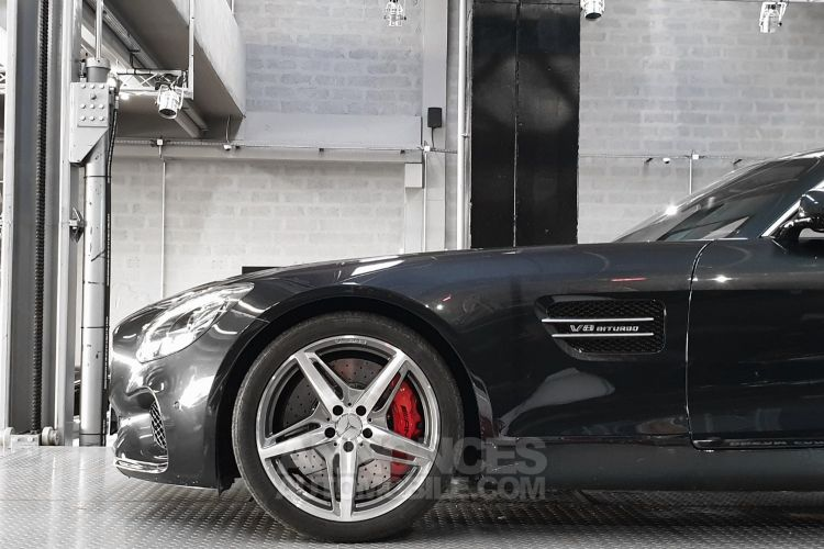 Mercedes AMG GTS MERCEDES AMG GT S 4.0 V8 510 SPEEDSHIFT 7 - <small></small> 87.900 € <small>TTC</small> - #26
