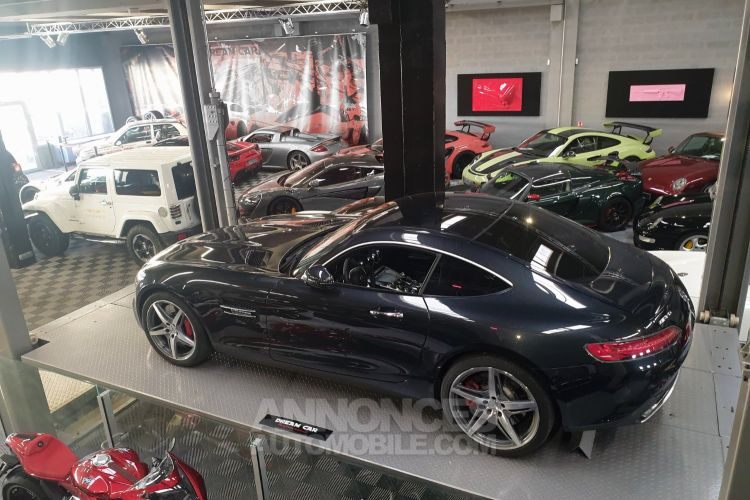 Mercedes AMG GTS MERCEDES AMG GT S 4.0 V8 510 SPEEDSHIFT 7 - <small></small> 87.900 € <small>TTC</small> - #3