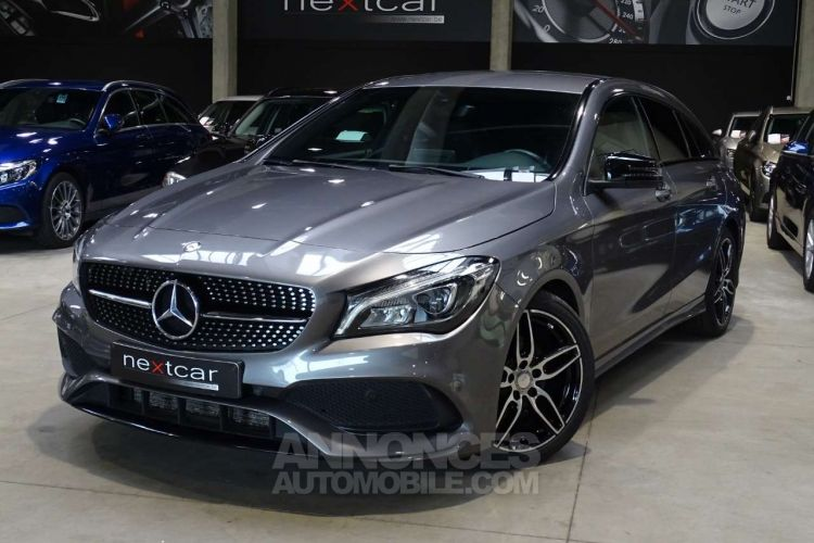 Mercedes CLA Shooting Brake 200 d - <small></small> 21.390 € <small>TTC</small> - #1