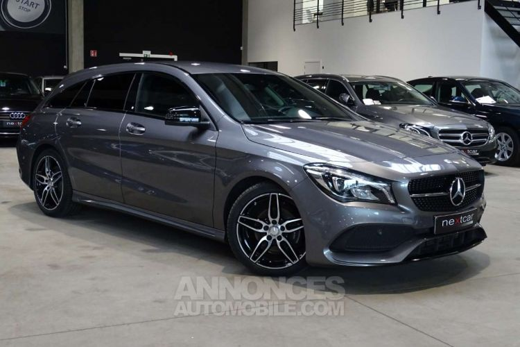 Mercedes CLA Shooting Brake 200 d - <small></small> 21.390 € <small>TTC</small> - #2