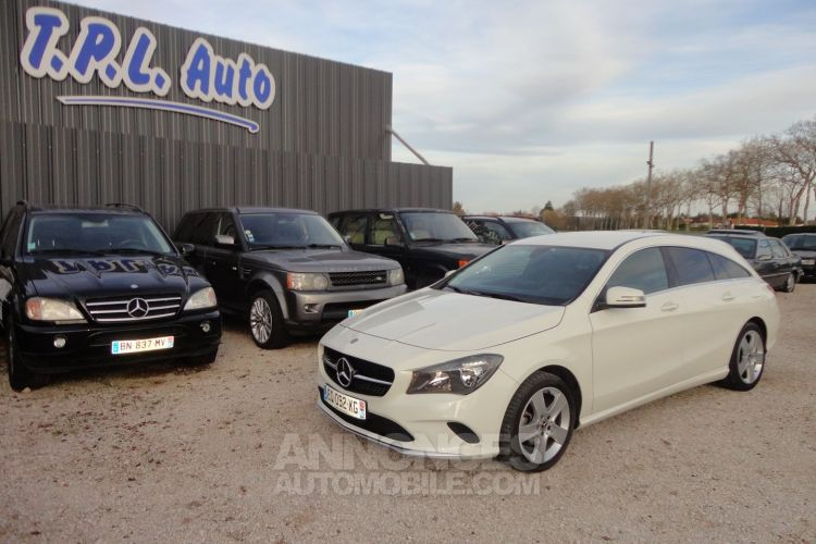 Mercedes CLA Shooting Brake 200 D INSPIRATION 4MATIC 7G-DCT - <small></small> 15.800 € <small>TTC</small> - #3