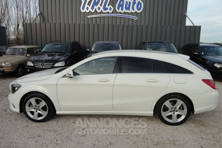 Mercedes CLA Shooting Brake 200 D INSPIRATION 4MATIC 7G-DCT - <small></small> 15.800 € <small>TTC</small> - #14