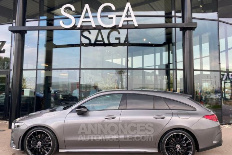 Mercedes CLA Shooting Brake 220 d 190ch AMG Line 8G-DCT - <small></small> 44.900 € <small>TTC</small> - #15