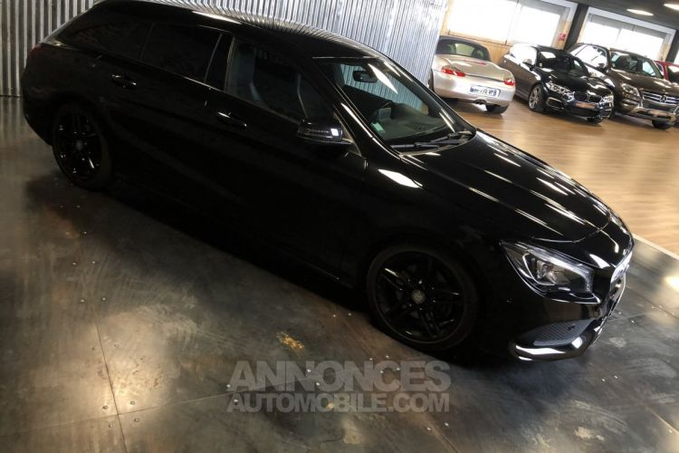 Mercedes CLA Shooting Brake 220d launch edition 7G-DCT - <small></small> 24.990 € <small>TTC</small> - #4