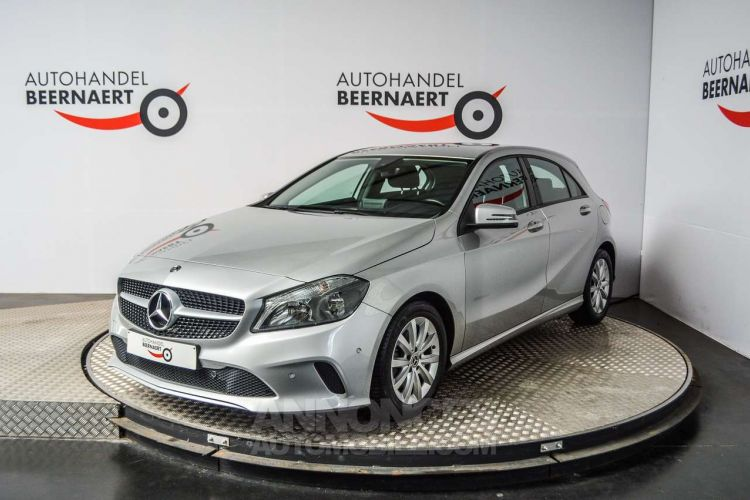 Mercedes Classe A 180 BE Edition / 1eigenr / Navi / Cruise / Pdc / Airco / Handsfree - <small></small> 18.995 € <small>TTC</small> - #1