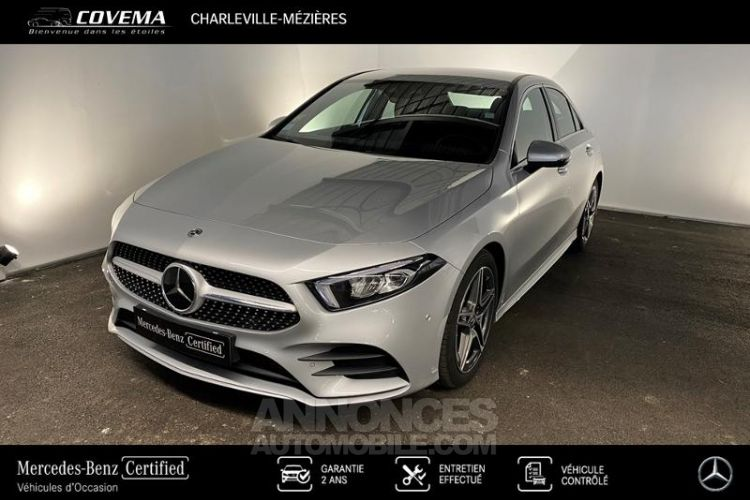 Mercedes Classe A 180 d 116ch AMG Line 7G-DCT - <small></small> 30.500 € <small>TTC</small> - #1