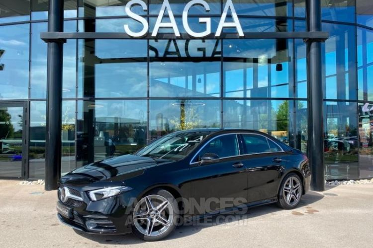 Mercedes Classe A 180 d 116ch AMG Line 7G-DCT - <small></small> 32.900 € <small>TTC</small> - #1