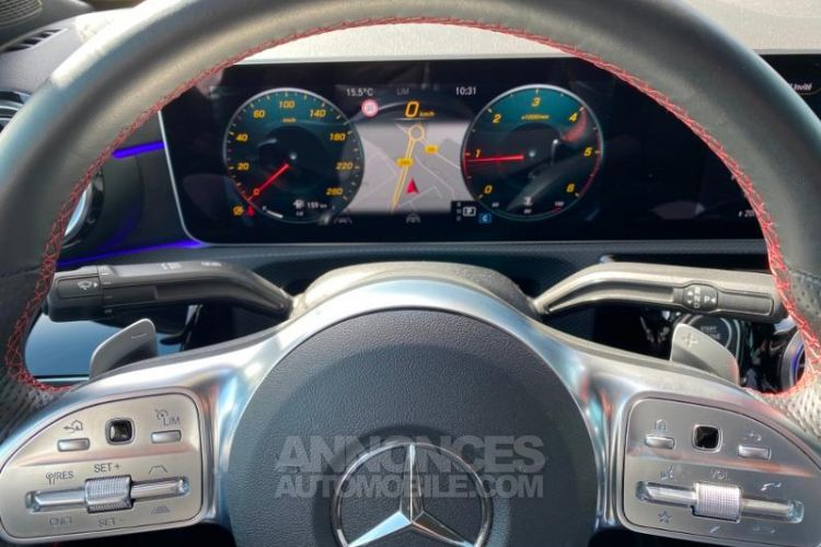 Mercedes Classe A 180 d 116ch AMG Line 7G-DCT - <small></small> 32.900 € <small>TTC</small> - #7