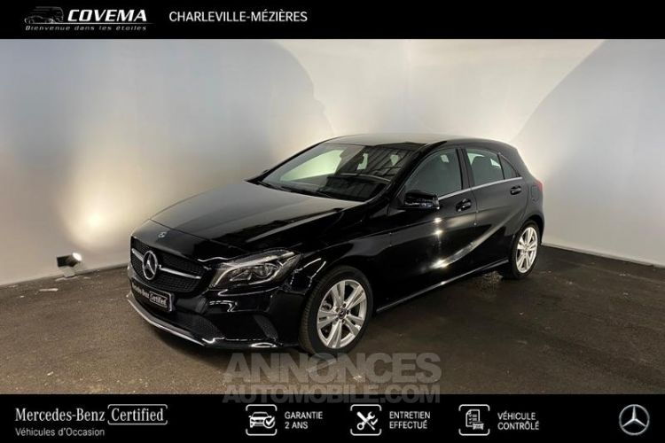Mercedes Classe A 180 Inspiration 7G-DCT - <small></small> 21.900 € <small>TTC</small> - #1