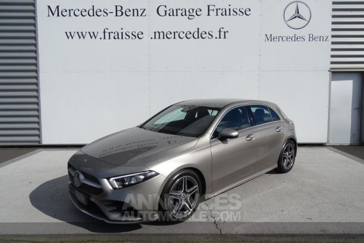 Mercedes Classe A 200 d 150ch AMG Line 8G-DCT - <small></small> 32.700 € <small>TTC</small> - #1