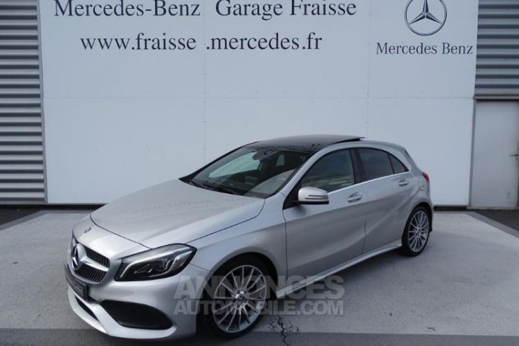 Mercedes Classe A 200 d Fascination 7G-DCT - <small></small> 22.900 € <small>TTC</small> - #1