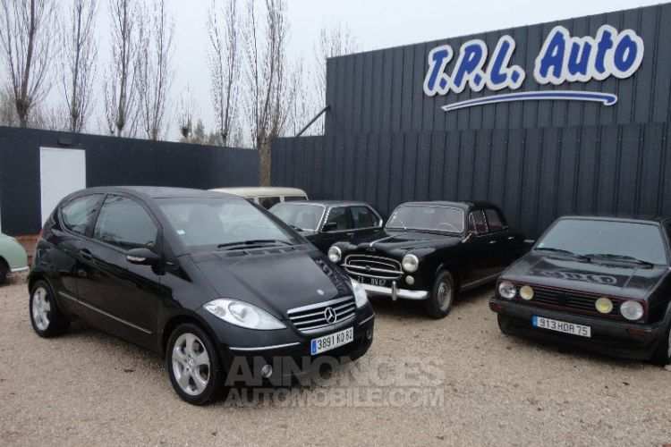 Mercedes Classe A COUPE (C169) 200 CDI AVANTGARDE CONTACT CVT - <small></small> 4.200 € <small>TTC</small> - #3